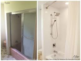 before and after bath fitter makeover for remodelaholic