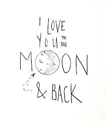 Quote I Love You To The Moon And Back Classy Quotes About Love I Love You To The Moon And Back Quotes Daily