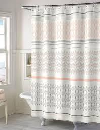 style lounge shower curtain. style lounge salmon shower curtains \u0026 hooks curtain l