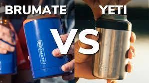 Brumate vs Yeti Colster ll Best For Soda and Wine