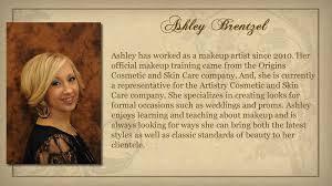 makeup artist bio template env hair studio staff bios biographywritingservices bio exles