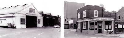 kingslynnjpg it is known that the original garage established by united automobile services ltd was located on the main a149 kings lynn hunstanton road in the parish of