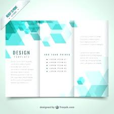 Word Template For Brochure Free Brochure Template Tri Fold