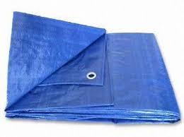 Heavy Duty Tarpaulin Tarp Lightweight Waterproof Ground Cover Sheet