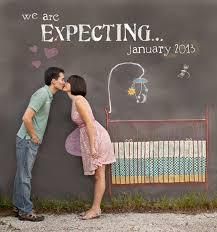 Pregnancy Announcement Ideas How To Diy A Photostrip The
