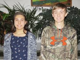 gm students win vfw essay contests student life junior anna alberti and senior brion zacherl were this year s voice of democracy essay contest winner this contest was for students in grades 9 12