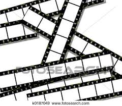 Film Strips Pictures Stock Photograph Of Film Strips K0187049 Search Stock Photography
