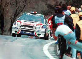 Toyota Corolla WRC | TRD | Pinterest | Toyota, Rally and Japanese cars