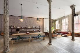 New York Loft Interior Design New York Loft Apartment With Exposed Brick Wall Loft
