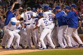 Cubs 2015 Year In Review Bleed Cubbie Blue