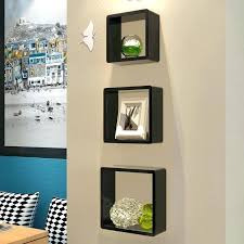 square wall shelf white decorative intersecting boxes black red cloud shelves unit nz