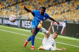AA Gent veroordeeld tot Europa League na zware nederlaag bij Dinamo Kiev |  Foto