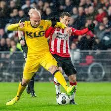 PSV klopt Roda JC Kerkrade met 4-0