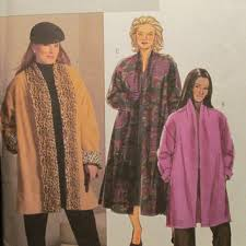 Butterick Plus Size Patterns Stunning Shop Butterick Coat Patterns On Wanelo