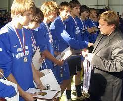 Турнир памяти Юрия Коноплева 2012, Ассоциация развития детского футбола.  Официальный сайт