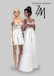 Sims 2 Designer Clothes Downloads Sims 4 Wedding Dresses Mm Ficts