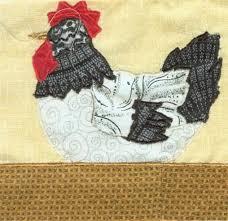 free applique patterns of chickens | Free Applique Quilt Block ... & free applique patterns of chickens | Free Applique Quilt Block Patterns - |  chicken | Pinterest | Free applique patterns, Applique patterns and  Applique ... Adamdwight.com