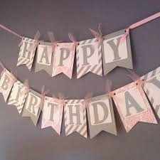 diy birthday party ideas pinterest. silver and pink birthday banner - decoration adult decorations damask diy party ideas pinterest