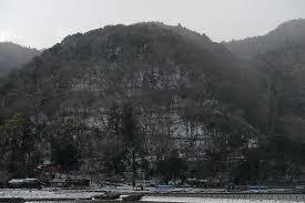 雪猿嵐山モンキーパーク岩田山 其の一 デジタルな鍛冶屋の写真歩記