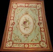 antique french aubusson rug11 x 14 7 rug eu28115