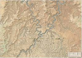 canyonlands maps  npmapscom  just free maps period