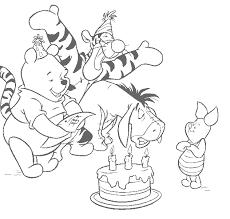 Winnie The Pooh Da Colorare 10 Winnie E Tigro Winnie The Pooh