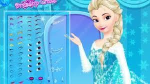 disney frozen anna elsa 39 frozen makeup frozen princess elsa makeup tutorial game stardoll