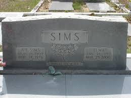 Elma Brock Sims (1913-2000) - Find A Grave Memorial