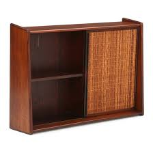 wall mounted rosewood cabinet front
