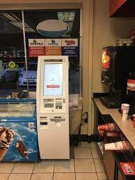 They look like traditional atms. Bitcoin Atm In Los Angeles Chevron