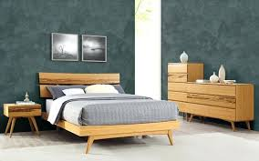 earth friendly furniture. Bamboo Bedroom Furniture Expertly Crafted In Earth Friendly Solid The Collection Features Sleek Mid Century Styling Clean Lines And Angled L