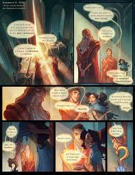 the dawngate chronicles prologue on behance