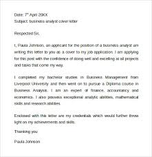 Sample Cover Letter Template 19 Download Free Documents