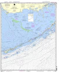 Noaa Nautical Chart 11452 Intracoastal Waterway Alligator