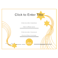 Templates For Certificates Certificate Templates