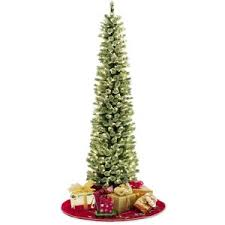 ... Charming Ideas Pre Lit Pencil Christmas Trees 1 Polyvore ...