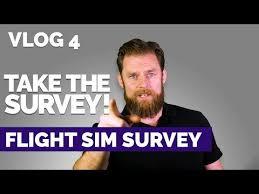 Vlog 4 Flightsim Community Survey Subscription Snafu And