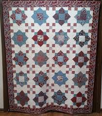 Quatrefoil quilt for my mother-in-law. Pattern from Missouri Star ... & Quatrefoil quilt for my mother-in-law. Pattern from Missouri Star Quilt Co Adamdwight.com