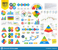 Gbp Jpy Chart Investing Money Bag Icons Dollar Euro Pound And Yen Vector Stock