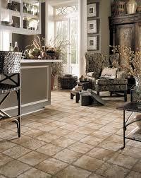 Vinyl Flooring Living Room Concept