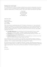 Free Marketing Internship Request Letter Templates At