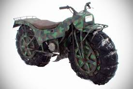 Taurus 2x2 All Terrain Motorcycle Mikeshouts