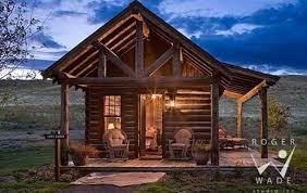 A list of the Top 10 most charming log cabins to be found, some cozy