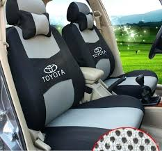 toyota highlander seat covers embroidery logo car seat cover 5 seat for land cruiser highlander four toyota highlander seat covers