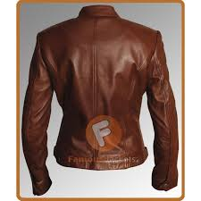 slim fit women brown petite jacket leather jacket for women s uk