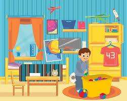 Here At Childrenu0027s Bed Shop Weu0027ve Put Together A Few Handy Tips To Help Get  The Ball Rolling And Encourage Your Child To Keep Their Bedroom Tidy All  Year ...