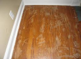 how to refinish hardwood floors yourself without sanding
