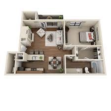 Spacious One Bedroom Apartment In Colorado Springs