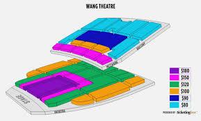 Efficient Beacon Theater Seating Chart Virtual Beacon