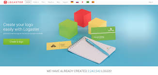 best online logo maker sites to create custom logo logaster logo maker and generator online software for logo design